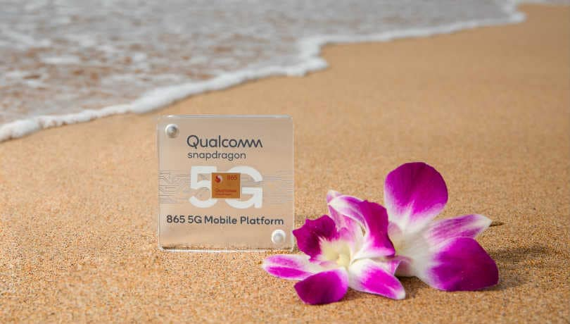 Qualcomm Snapdragon 865 SoC detailed; supports 5G, 200MP cameras, 144Hz display, 8K video recording and more