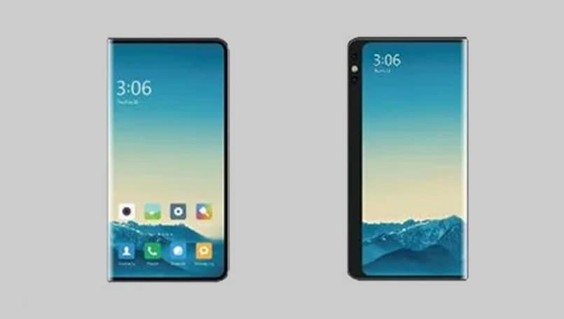 Xiaomi smartphone with three-sided surround screen may be in the works; patent hints