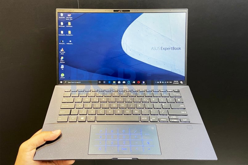 Asus ExpertBook B9450 First Impressions: Unbelievably light