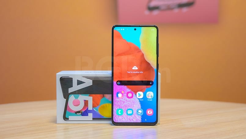 Samsung Galaxy A51 Review: A worthy successor to the Galaxy A50