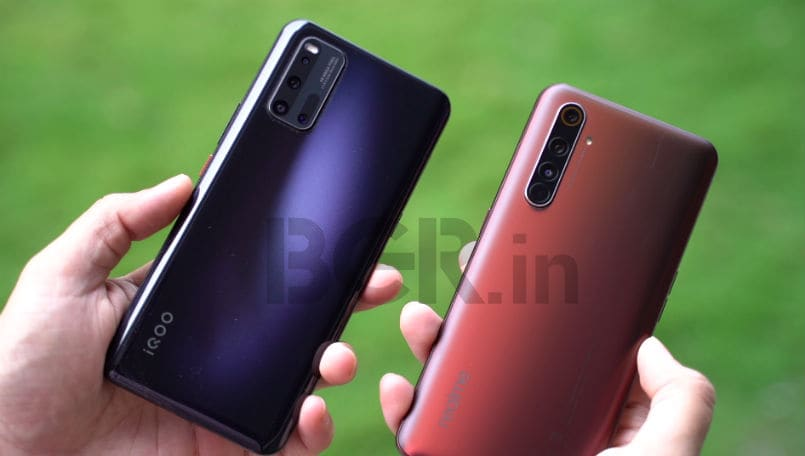Realme X50 Pro vs iQOO 3: Which phone offers best camera experience?