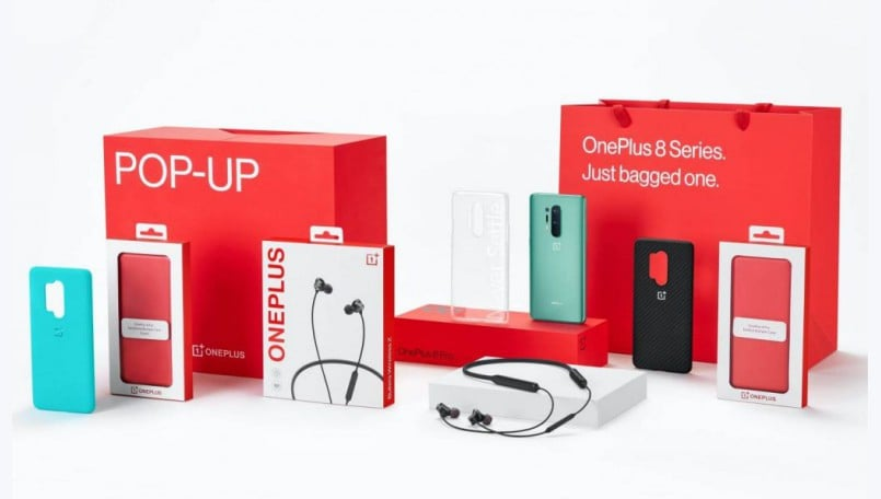 OnePlus 8, 8 Pro Limited Edition Pop-up Box price revealed: Here's how you can buy