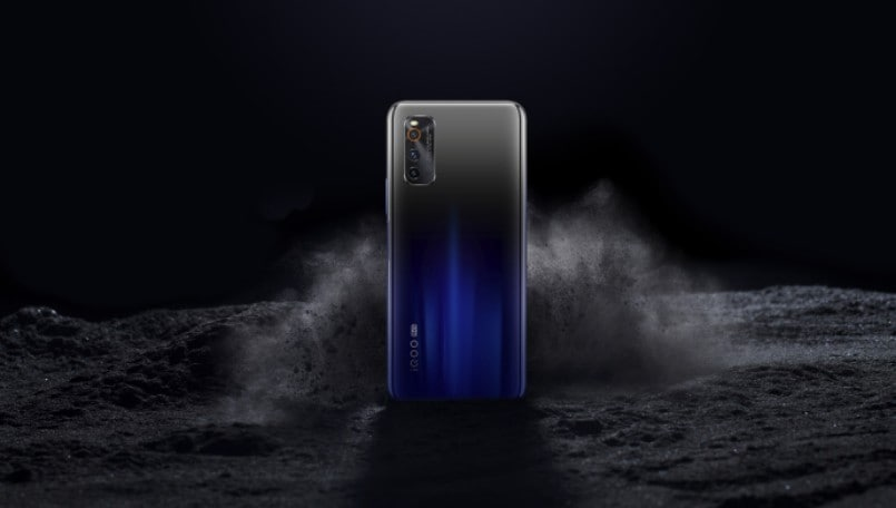 iQOO Neo 3 official teaser image revealing triple rear-camera setup is out before launch