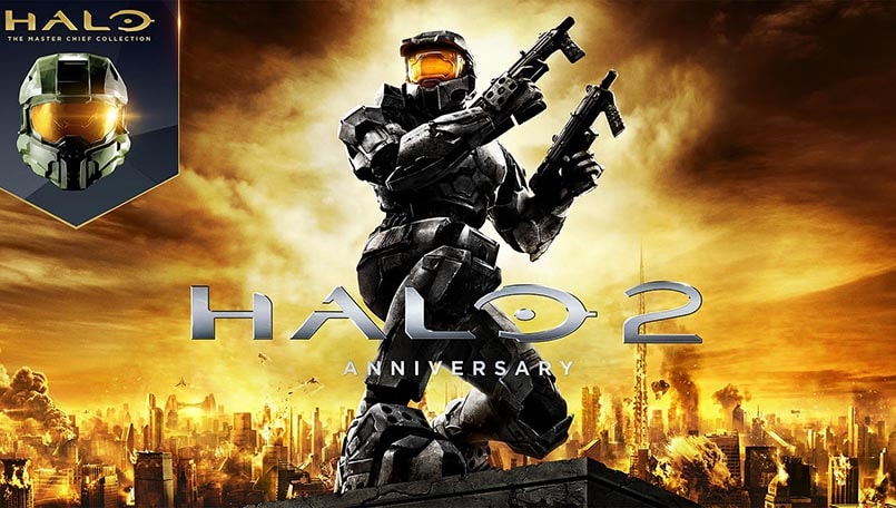 Halo 2 Anniversary goes live for PC and Xbox Game Pass