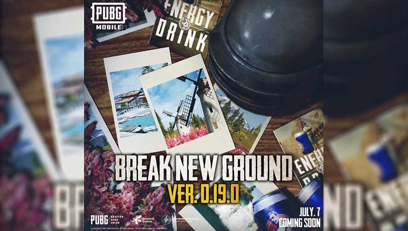 PUBG Mobile update 0.19.0 release date announced