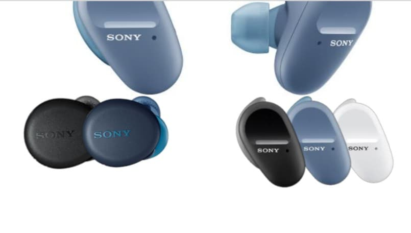 Sony launches WF-XB700 and WF-SP800N true wireless headphones in India: Price, features and more
