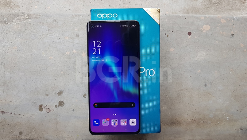 Oppo Reno 4 Pro update brings August security update with several improvements