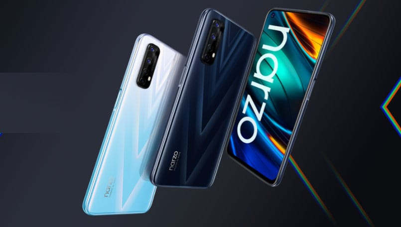 Realme Narzo 20 Pro specifications