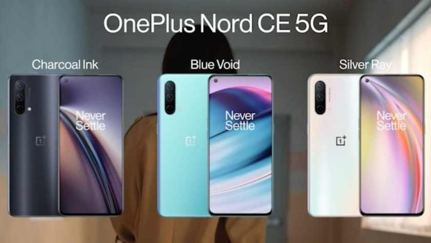 oneplus nord ce 5g official launch