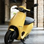 Ola Electric Scooter S1, S1 Pro color model