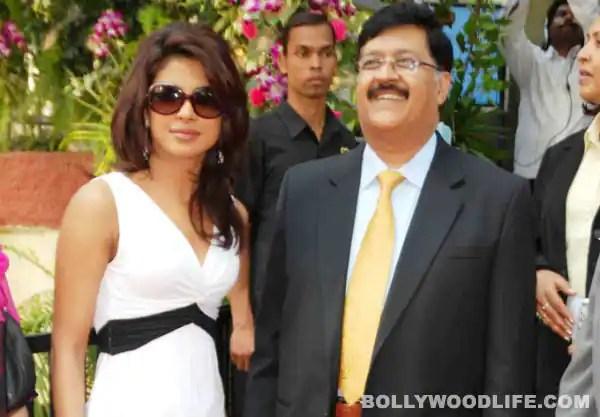 Priyanka Chopra's father Ashok Chopra detected with canceragain