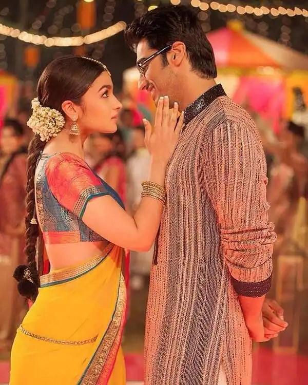 2 States Song Iski Uski Arjun Kapoor Woos Alia Bhatt In