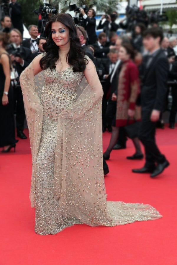 Aishwarya Rai Bachchan at Cannes2016