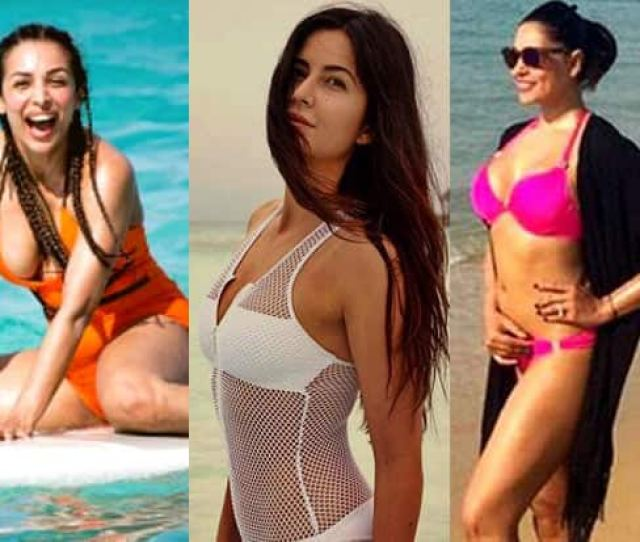 Katrina Kaif Malaika Arora Khan Or Bipasha Basu Who Is The Sexiest Beach Bum
