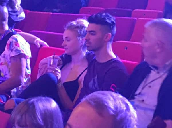 OMG! Sophie Turner and Joe Jonas are dating?