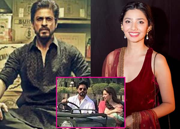 Image result for mahira khan shahrukh khan
