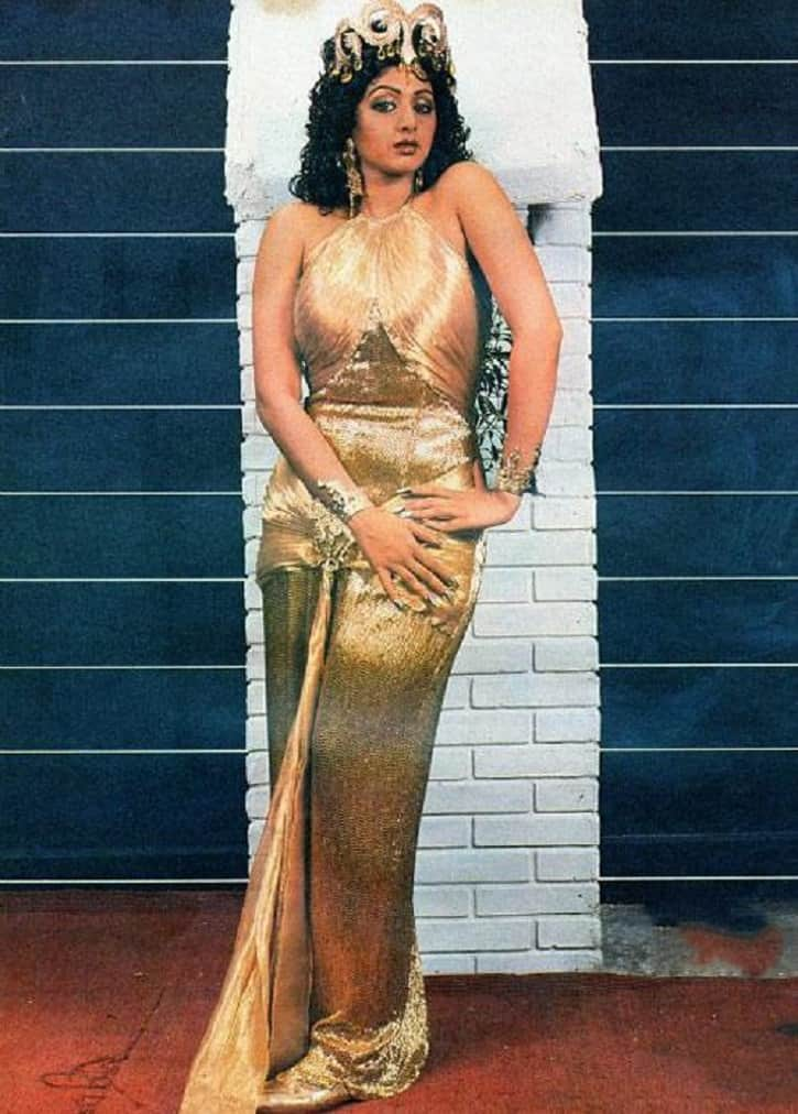 Sridevi Is The Ultimate Master Of Disguise Who Has Tricked