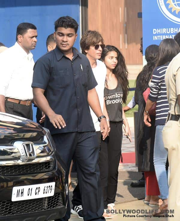 Shahrukh-&-Suhana-Khan-(1)