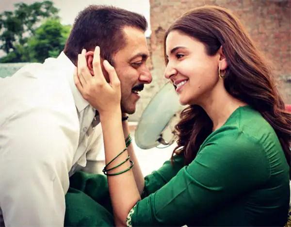 Salman Khan and Anushka Sharma - Sultan