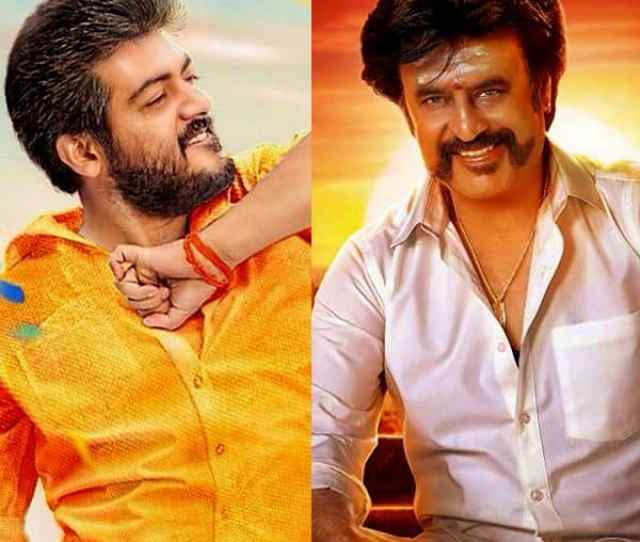 Thala Ajiths Viswasam Beats Rajinikanths Petta At The Tamil Nadu Box Office On Day 1