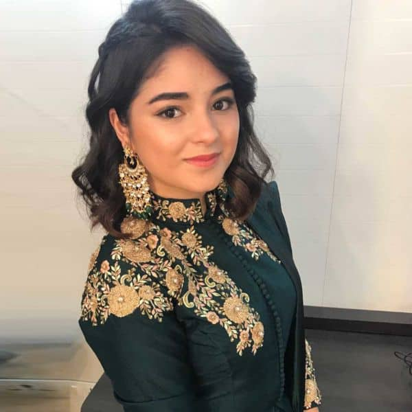Dangal actress Zaira Wasim requests fan pages to remove all her pictures; says, 'I'm trying to start a new chapter in my life'