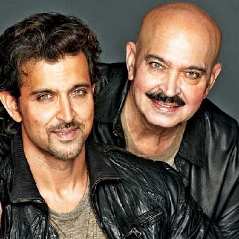 'He is thousand times better than I was as a father,' says dad Rakesh Roshan