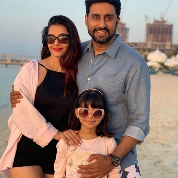 Abhishek Bachchan opens up on reuniting onscreen with Aishwarya Rai and the secret behind Aaradhya's happiness during lockdown [Exclusive] 1