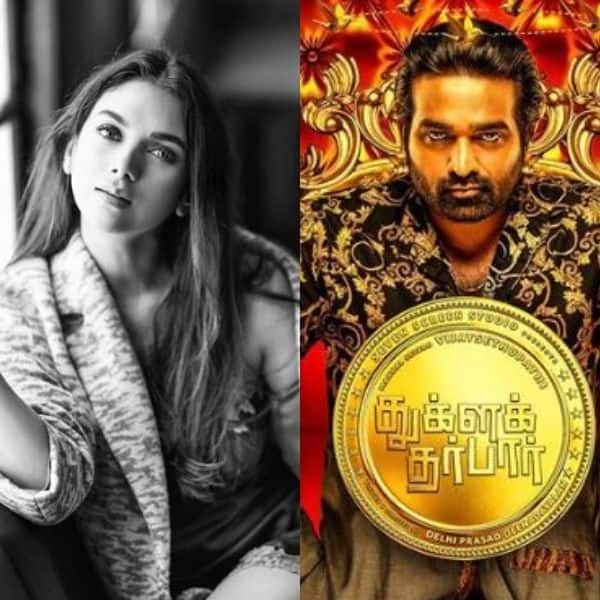 'I would sit on the sets and watch him perform,' reveals Aditi Rao Hydari about her Tughlaq Durbar co-star Vijay Sethupathi [Exclusive] 10