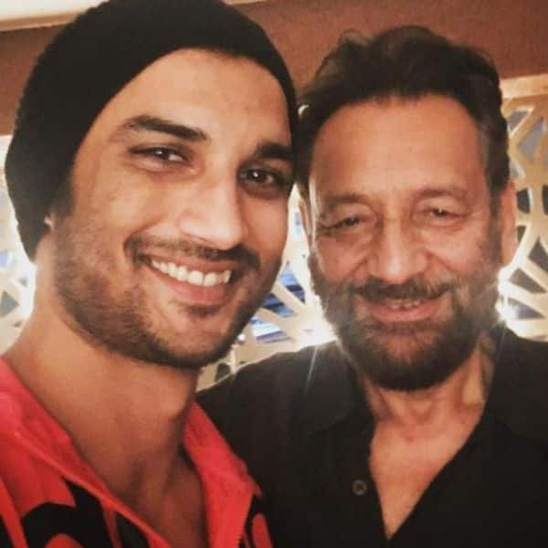 Shekhar Kapur misses Sushant Singh Rajput's THIS quality as he replies to a fan