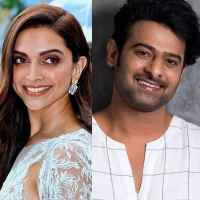 Prabhas wishes his future costar with a cute message; calls her 'the gorgeous superstar'