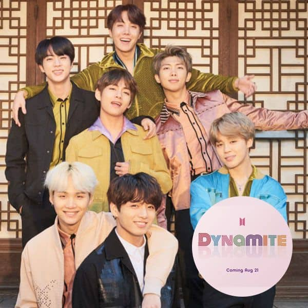 Can you guess who among RM, V, Jin, Jungkook, Jimin, J-Hope and Suga has the most lines in their chartbuster song, Dynamite?