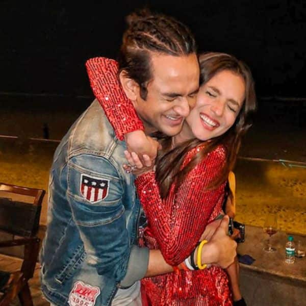 Vikas Gupta shares throwback pictures with Ankita Lokhande with a loved-up caption
