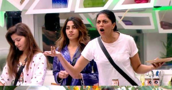 Captain ALy Gony accuses Kavita Kaushik of bitching against him and nominates 6 housemates