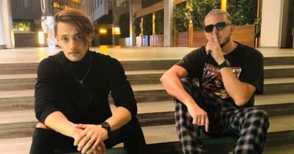 Bigg Boss 13's Asim Riaz chilling out with DJ Snake sparks off collaboration rumours — view post