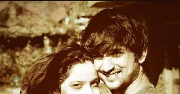 'Tum jahan ho wahan bahut khush ho, 'Ankita Lokhande shares a heart-touching video of the Dil Bechara actor