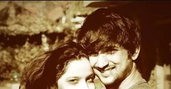 'Tum jahan ho wahan bahut khush ho, 'Ankita Lokhande shares a heart-touching video of the Dil Bechara actor