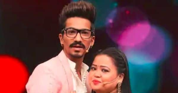 NCB arrests comedian Bharti Singh after marijuana found at home; husband Harsh Limbachiya being grilled