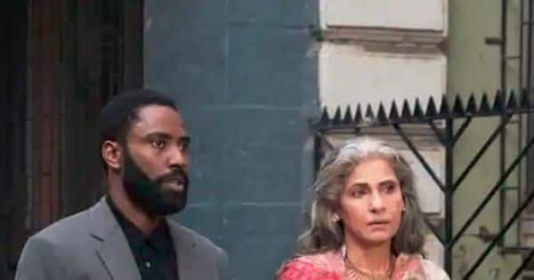 Dimple Kapadia announces release date of Christopher Nolan's Tenet in India