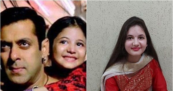 Harshaali Malhotra aka Munni from Salman Khan's Bajrangi Bhaijaan is all grown up — view pics