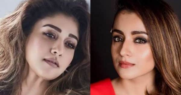 Nayanthara BEATS Trisha Krishnan and Keerthy Suresh to become the most loved Tamil actress on social media