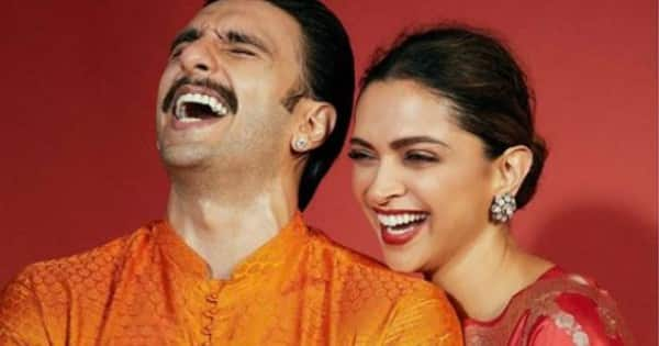 Deepika Padukone shares a hilarious meme on her festive look also featuring Ranveer Singh — view pic