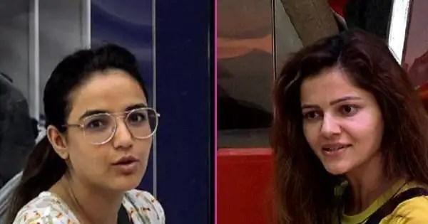 Jasmin Bhasin threatens to reveal personal details about Rubina Dilaik and Abhinav Shukla on national TV