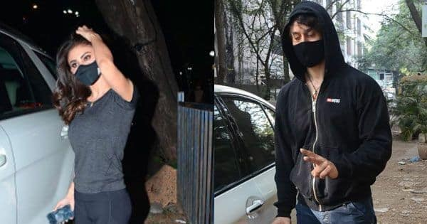 It's Awkward! These pics of Tiger Shroff and Mouni Roy will make you laugh like crazy with their hilarious pictures