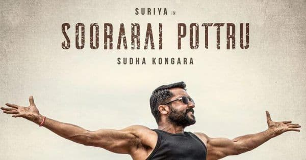 Suriya is first-rate in this well-packaged tale of grit, emotion and ambition