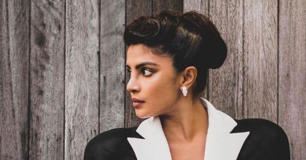 Priyanka Chopra gives boss-lady vibes in her new outfit; calls it 'breaking stereotypes for more sustainable fashion' — watch video