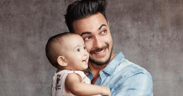 'You'll outgrow my arms but you'll never outgrow my heart,' Aayush Sharma's birthday wish for daughter Ayat is all hearts — view post