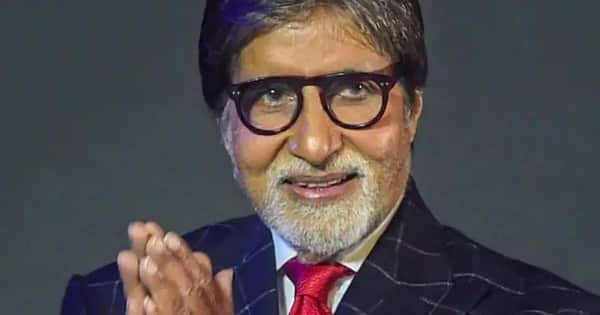 Amitabh Bachchan apologises to a woman for using a poem without credit; says, 'I liked it, and I published it'
