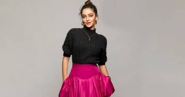 Bollywood News – Ananya Panday perfectly gels goofy with glam in her latest photoshoot