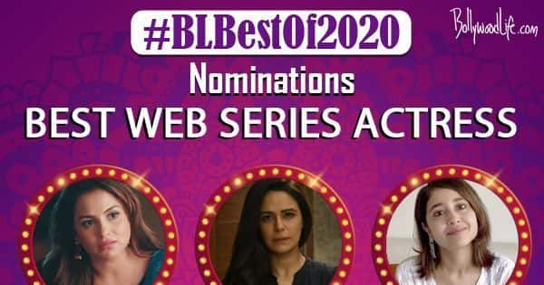 Shweta Tripathi, Jennifer Winget, Rasika Dugal — who's the Best Web Series Actress of the year? — vote now