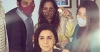 Neetu Kapoor penned a note for her team on her last day of shoot; says, 'Will miss them' — view post